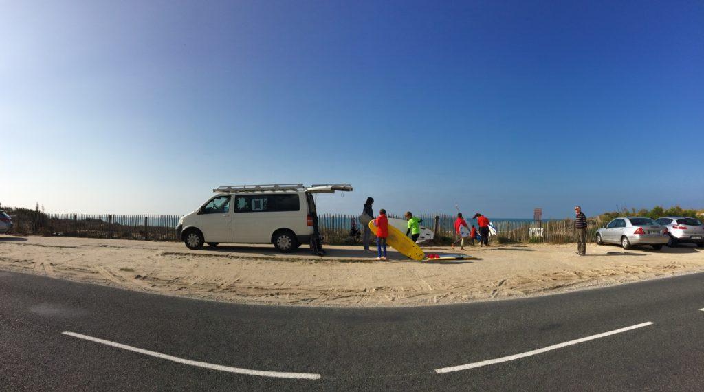 Surf Bus Ulmo