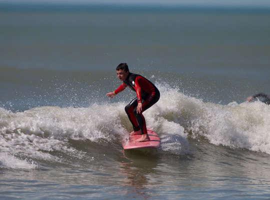 Surfer l' Automne