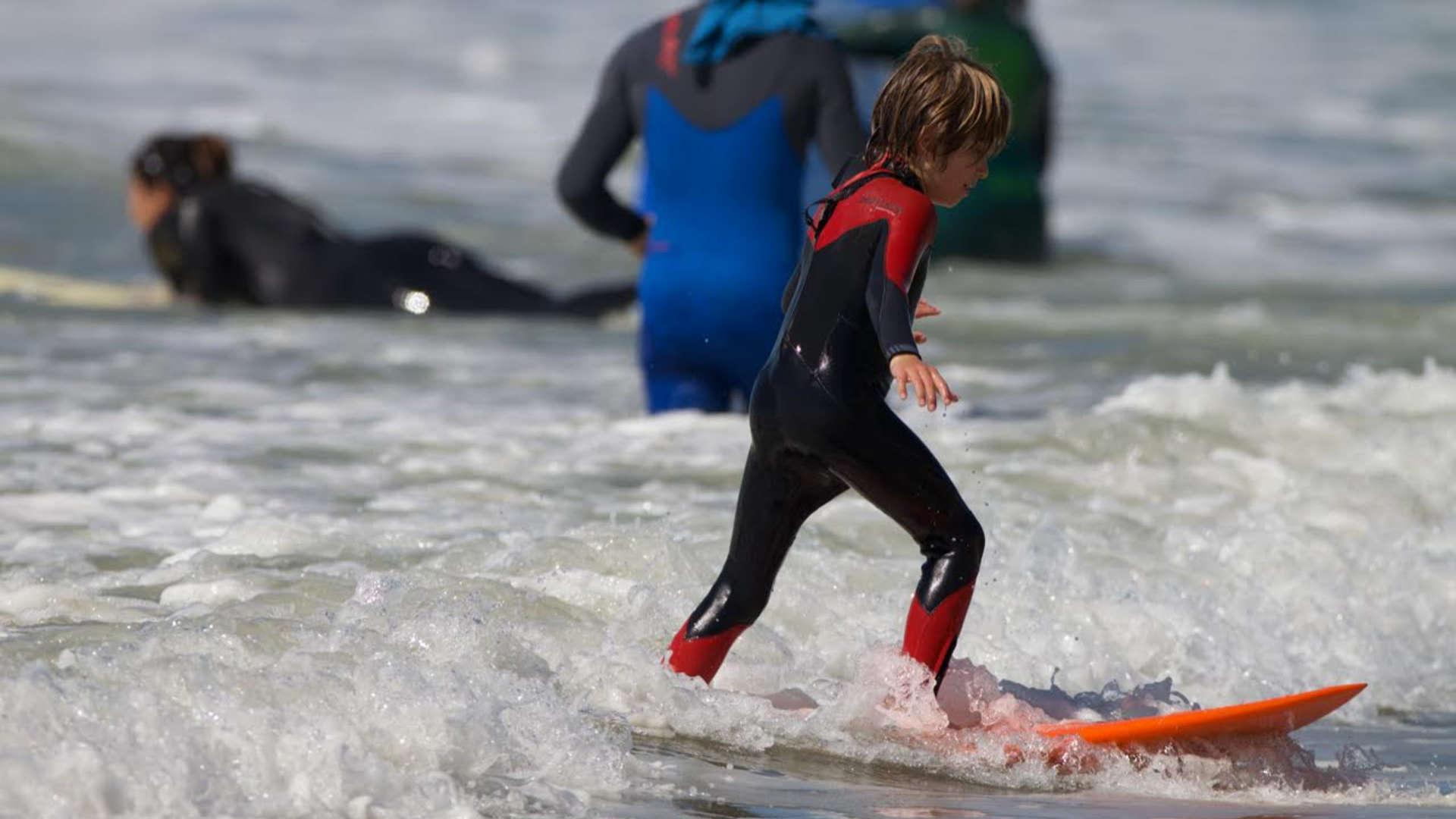 Mini-surfeur